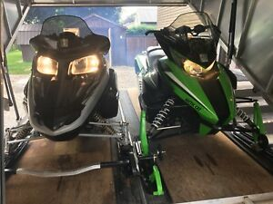 2015 Arctic Cat XF 6000- package deal
