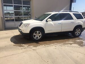 2007 GMC Acadia! Priced to sell!