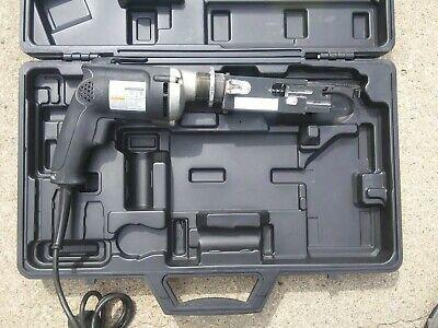 Grabber Rocker 4063 Corded Deckdrywall Screw Gun - Super Drive Head Hard Case