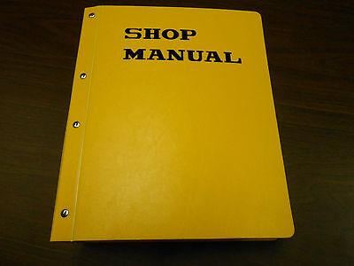 Komatsu Shop Manual - D150a-1 D155a-1 Bulldozer -1993