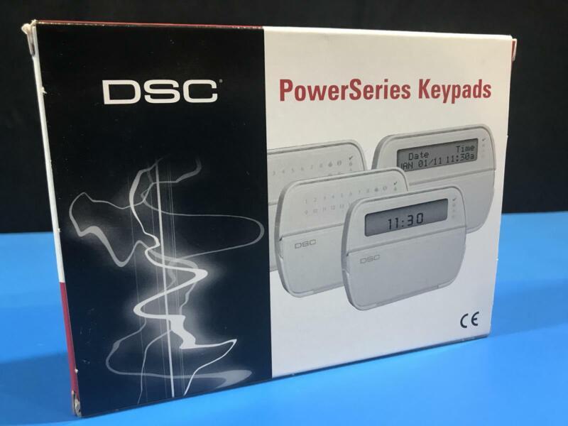 DSC PK5500-PREMPRO 64 Zone ADT Premise Pro Alarm Keypad