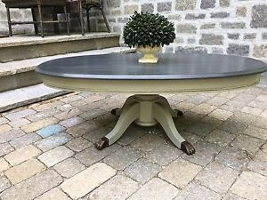 Beautiful refinished cocktail/ coffee table