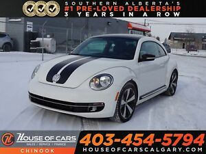 2012 Volkswagen Beetle TSI Sportline w/ Heated Seats, Sunroof, B