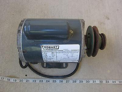 Hobart 5kc36lna825y 13hp 230v 1725rpm Motor Used