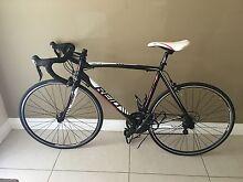 Shimano 105 race bike, Glenbrook Blue Mountains Preview
