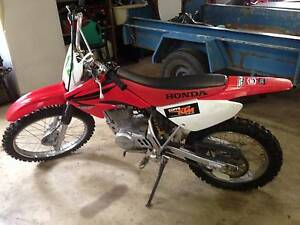 HONDA CRF 100f (great condition) Bunya Brisbane North West Preview