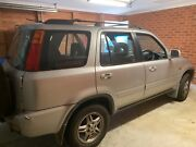Honda Station Wagon Canberra City North Canberra Preview