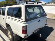 2003 hilux tub and canopy. Swap for steel tray Sandgate Brisbane North East Preview
