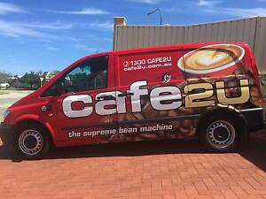 CAFE2U Mobile Coffee Business Joondalup Joondalup Area Preview
