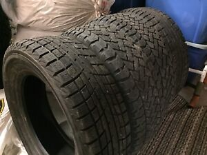 Used  winter Tires  195 65 R15