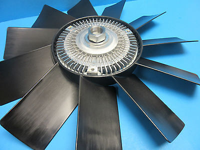 Bmw 325is Fan Blade (Radiator Cooling Fan Blade & Clutch for BMW OEM# 11521712058 GERMANY Expedited )
