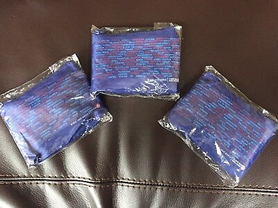 Brand New Sealed Free Shipping Turkish Airlines Amenity Kits