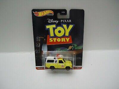 Hot Wheels Premium Pizza Planet Truck Toy Story Disney Pixar Fast Shipping