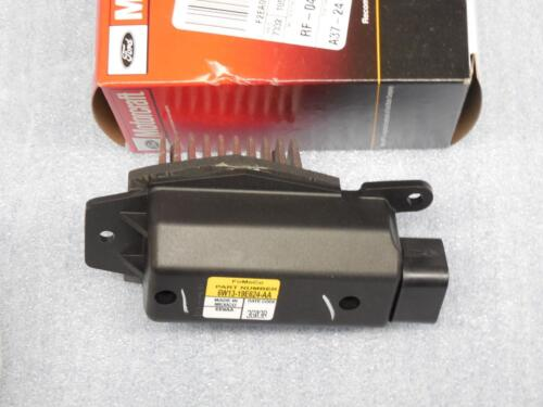 Lincoln Town Car Blower Fan Speed Control Module Resistor New OEM Part YH1818