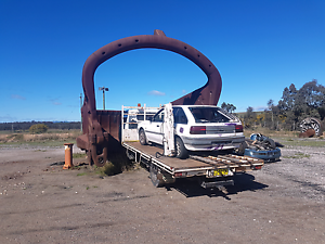 Free scrap metal and car removal Muswellbrook Muswellbrook Area Preview