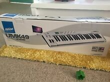 Ashton UMK49 keyboard with stand Lalor Park Blacktown Area Preview