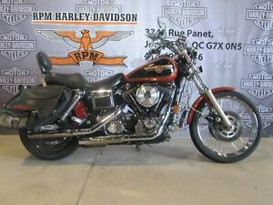 1994 Harley-Davidson FXDL Dyna Low Rider FXDS CONVERTIBLE