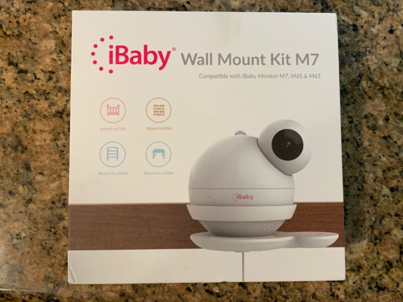GENUINE iBaby (WALL MOUNT KIT) for M6, M6T, M6S and iBaby Care M7