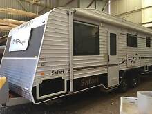 "Safari Delta 23'6"" Ensuite Van Euroa Strathbogie Area Preview"