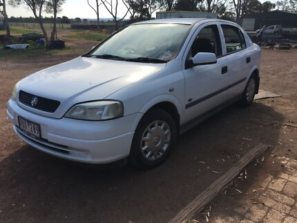 2001 Holden Astra Toolern Vale Melton Area Preview