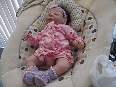 BOO BOO Baby by ELISA MARX ETHNIC NEWBORN BABY GIRL