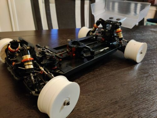 LC RACING 1/10 4WD Buggy KIT Off Road LC10B5 Center Gear Diff ASSEMBLED