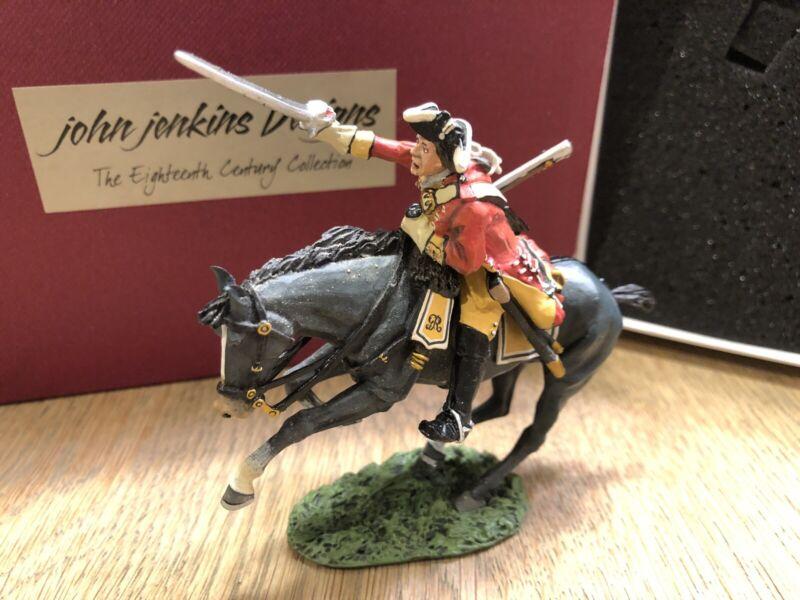John Jenkins: Boxed Set BJCAV-03 - Cobhams 10th Dragoon. Jacobite Rebellion. MIB