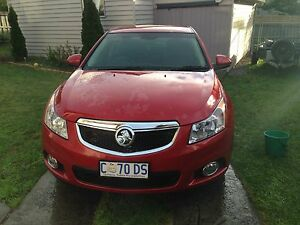 2011 Holden Cruze CD 1.8ltr Auto Lutana Glenorchy Area Preview