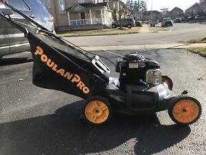 Poulan pro Lawn mover 140 cc