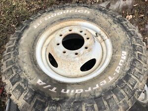 Spare Truck tires