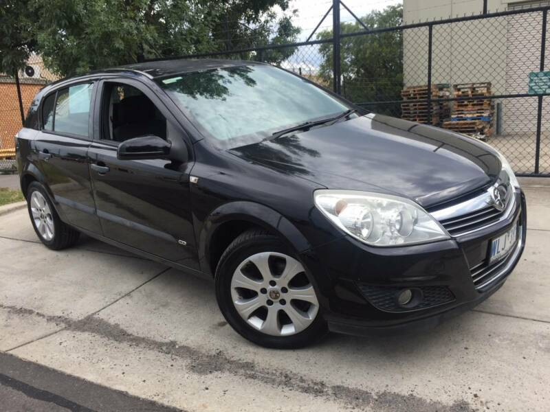2008 black holden astra cd ah my09 auto hatchback rego and rwc 1 of 19 fandeluxe Gallery