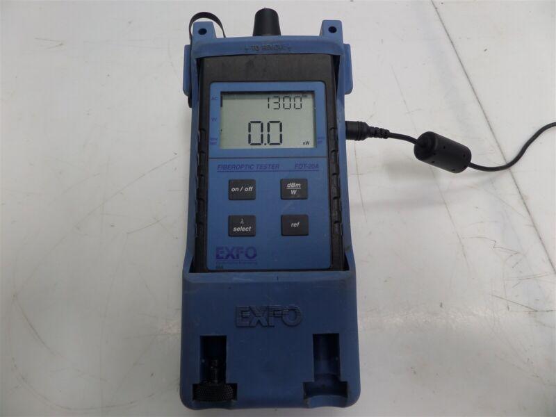 EXFO FOT-20A Fiberoptic Tester