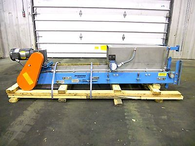 Rx-2115 Bunting Vertical Magnetic Conveyor W Bucket