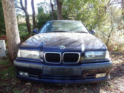 1997 BMW 3 5 Speed Manual Croydon North Maroondah Area Preview