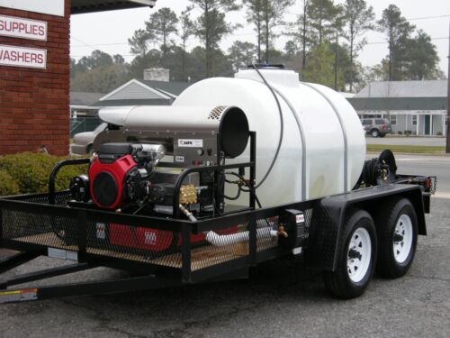 Pressure Washing Trailer, Power Washer Trailer for Sale Trailer Mounted Pressure