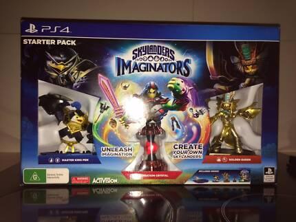 PS4 Skylanders Imaginators starter pack (new- never used)
