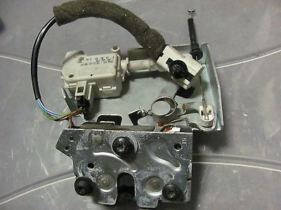 X  Type  Trunk  Lock  Actuator        Jaguar