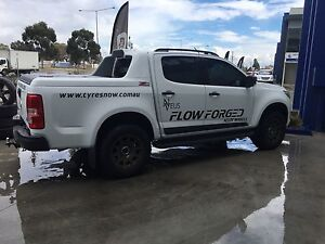 "18"" method roost,ranger,wildtrack,zr1,Colorado,hilux,sr5,bt-50 Somerton Hume Area Preview"