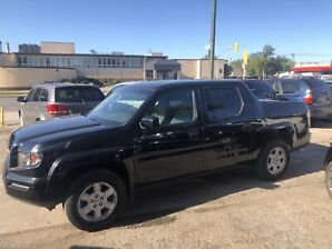 2007 Honda Ridgeline - SAFETIED AND READY TO GO!