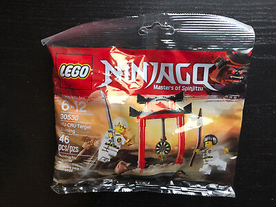 Lego Ninjago Masters Of Spinjitzu 30530 Wu-Cru Target Training Polybag