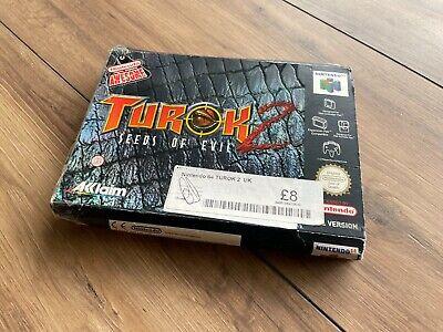 Turok 2 (Seeds of Evil) - Nintendo 64 (N64)