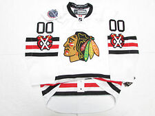 CHICAGO BLACKHAWKS ANY NAME / NUMBER 2015 WINTER CLASSIC REEBOK EDGE 2.0 JERSEY