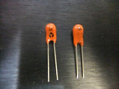 Bag Of 200 Tantalum Capacitors 1 Uf 50v