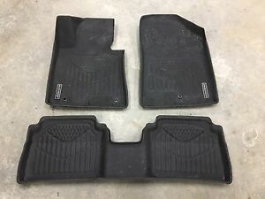 Reduced!!!!  Weather Tech mats for Elantra GT