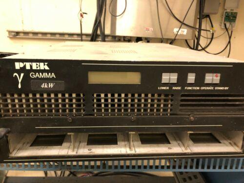 FM 5 kw transmitter PTEK
