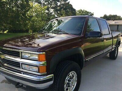 1999 Chevrolet C/K Pickup 2500  1999 chevrolet silverado 2500 4x4