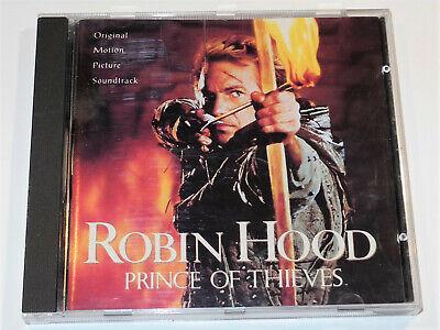 Michael Kamen ROBIN HOOD PRINCE OF THIEVES Bryan Adams K. Costner Soundtrack