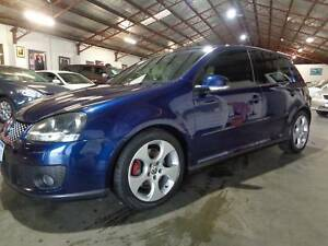 ORIGINAL GTI  2007 Volkswagen Golf Hatchback 3 YEARS AWN WTY Bentley Canning Area Preview