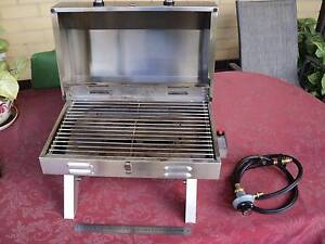 BBQ-BARBECUE--GAS STAINLESS Croydon Park Port Adelaide Area Preview