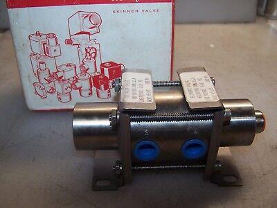 New Honeywell Skinner 14 High Flow Sealed Spool Valve H9-105 3-way 2-position